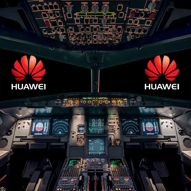 Huawei Workshop & Flight Simulator Session